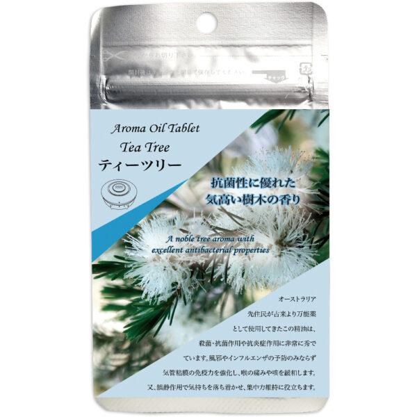 tea tree aroma