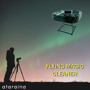 FLYING MAGIC CLEANER